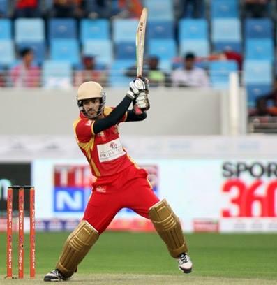 akhil akkineni playing stars cricket