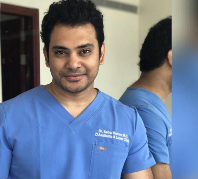 sethuraman doctor death
