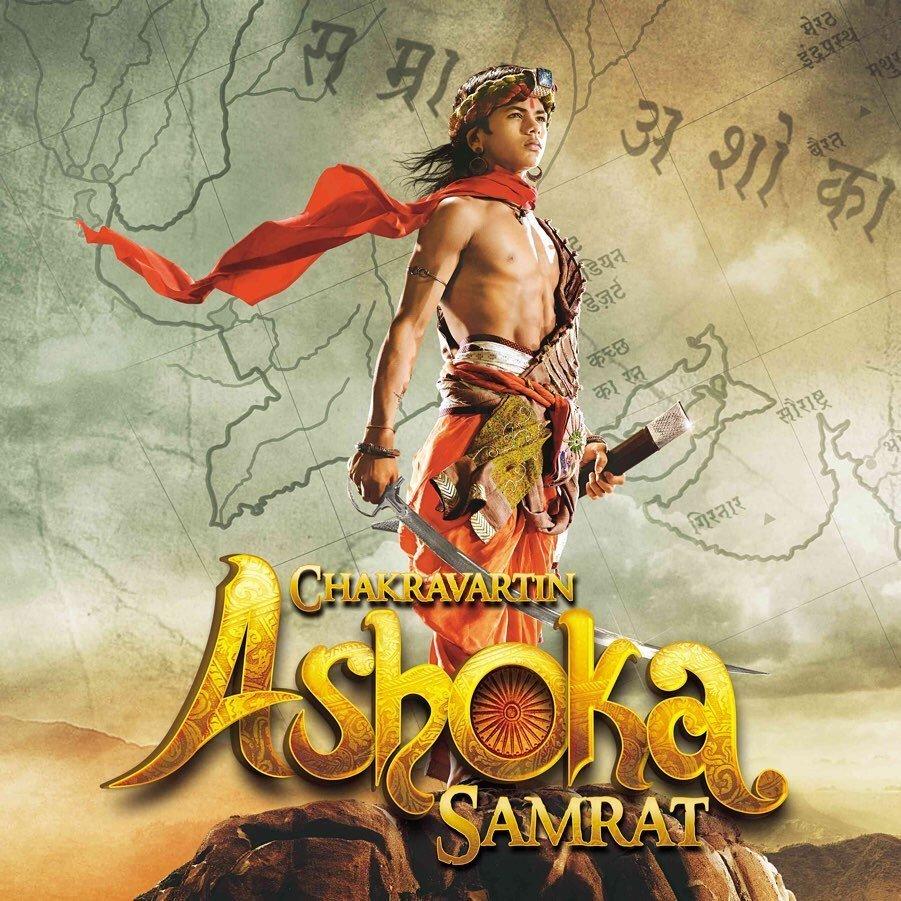 siddharth nigam in ashoka samrat poster