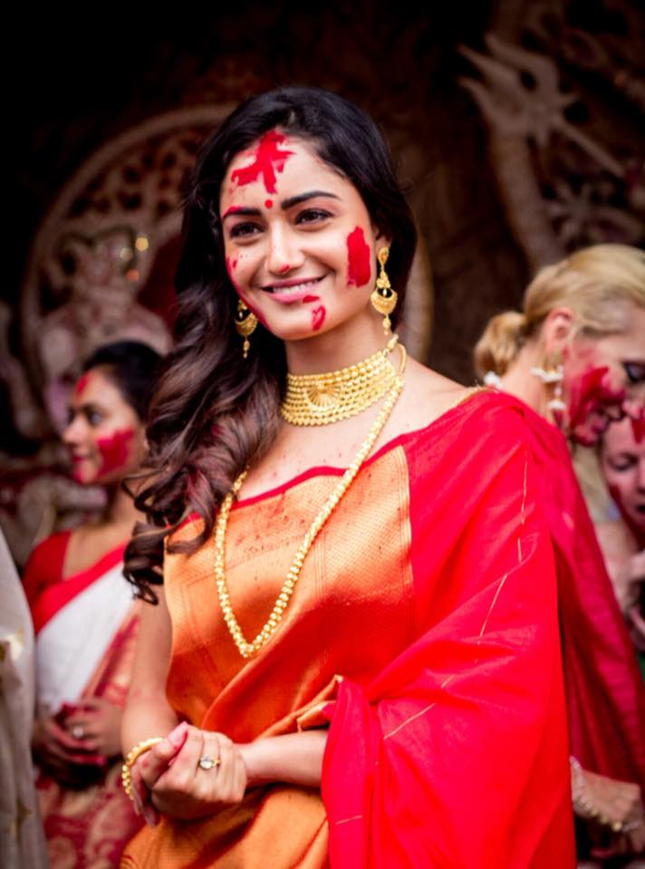tridha choudhury in web series
