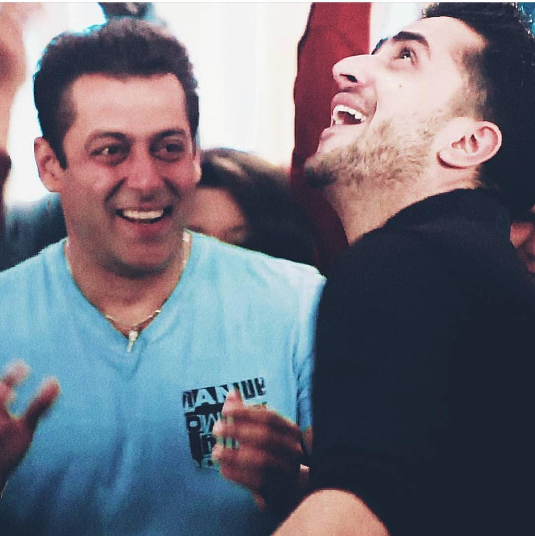 salman khan and aly goni
