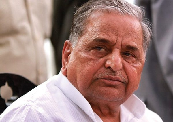 former cheif minister of uttar pradesh mulayam singh yadav