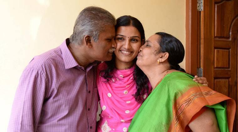 renu raj ias family details