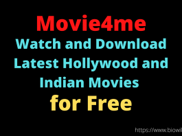 movie4me hollywood movies watch online and download for free